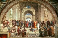 School Of Athens Education Plato Socrates