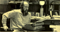 "Two Critics Of The Ideological ""Lie"": Raymond Aron And Aleksandr Solzhenitsyn"