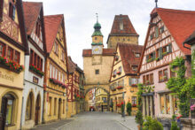 Order And History In Bavaria