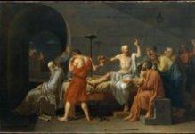 Plato Socrates David