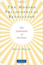 David Walsh's The Modern Philosophical Revolution: James Schall