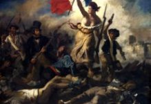 Delacroix Liberalism Liberal Liberty France Revolution