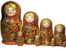 Russia Martyoshka