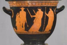 Greek Vase Perephone Aristotle 5
