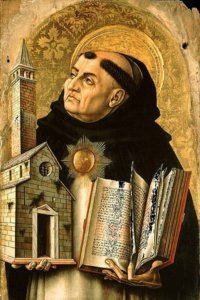 From The Multiversity Cave: Aquinas And Synthesis
