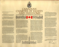 The Charter Revolution And The Efficient Part Of Canada's Constitution