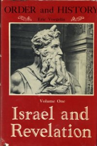 History As Constituted By What It Cannot Contain: Israel And Revelation