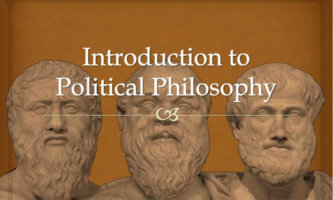 Why Precisely Political Philosophy?