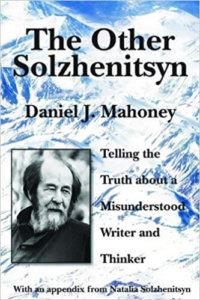 Aleksandr Solzhenitsyn As Writer, Philosopher, And Political Thinker