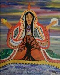 Loving Sophia And Loving Nature: A Meditation