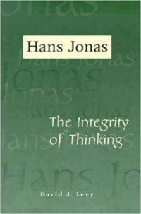Some Parts Of A Larger Whole: David J. Levy And Hans Jonas