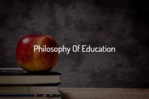 An Invitation To Philosophizing: On The Challenges Of Philosophy Of Education Instruction In B.Ed. Programs