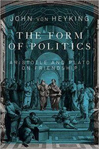The Form Of Politics As Friendship