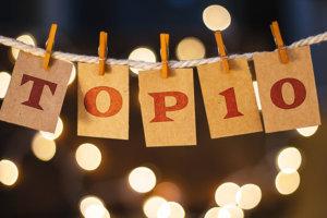 Top Ten Features Of 2018