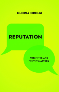 Reputation: What It Is And Why It Matters