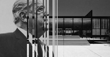 Perpectivism, Form, And Objective Reality In Mies Van Der Rohe's Architecture And Ortega Y Gasset's Thought