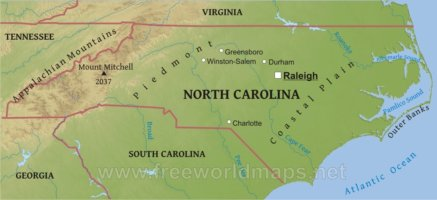 The American Perspective Of The Cold War: The Southern Approach (North Carolina)