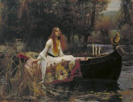 Why Tennyson's Lady Of Shalott Has To Die
