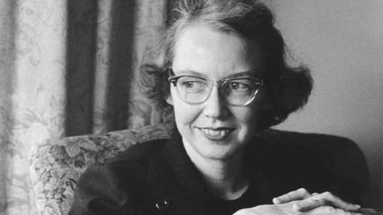 The Iconographic Fiction And Christian Humanism Of Flannery O'Connor