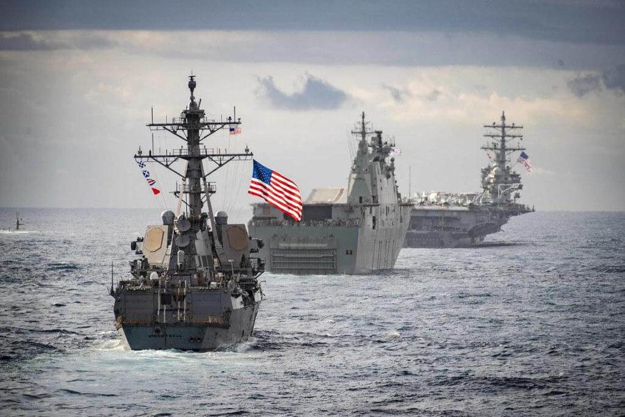 The U.S. Navy's Strategical Awakening