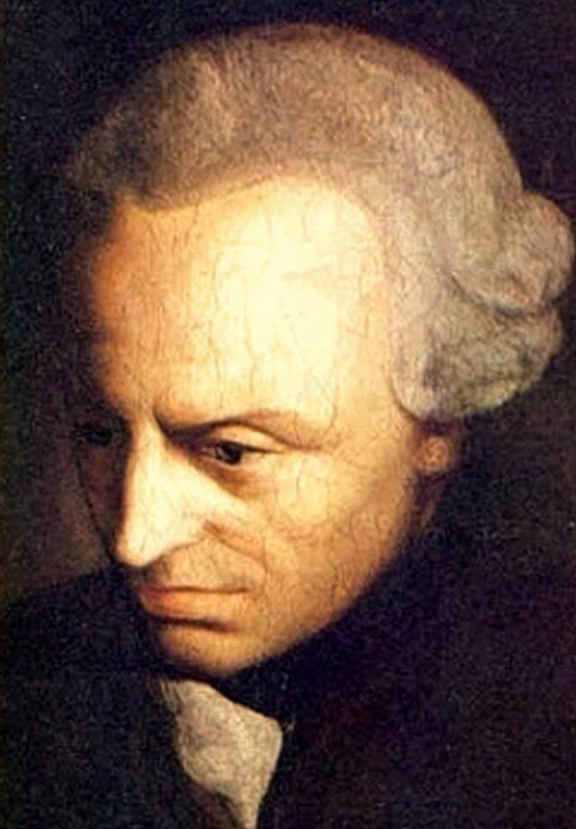 Scapegoating Kant