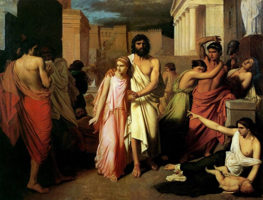 Oedipus Rex In René Girard's Violence And The Sacred
