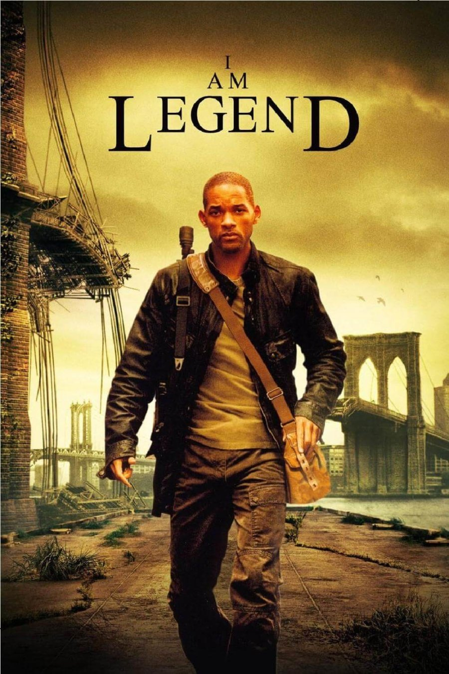 Being The Last Man On Earth: I Am Legend And The Age Of Social Distancing