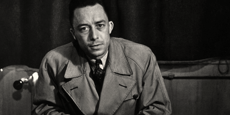 Camus And The Order Of Human Reality